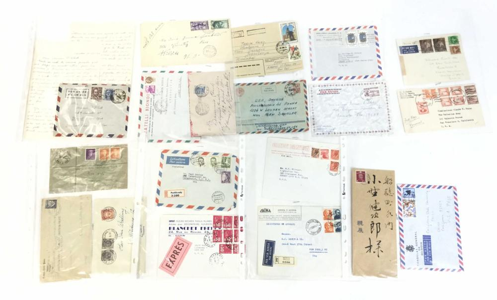 (60+) Assorted Vintage Covers