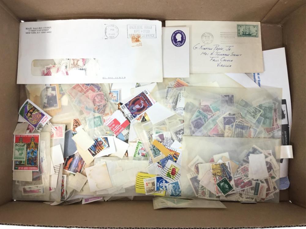 Assorted World Wide, Bicentennial Stamps