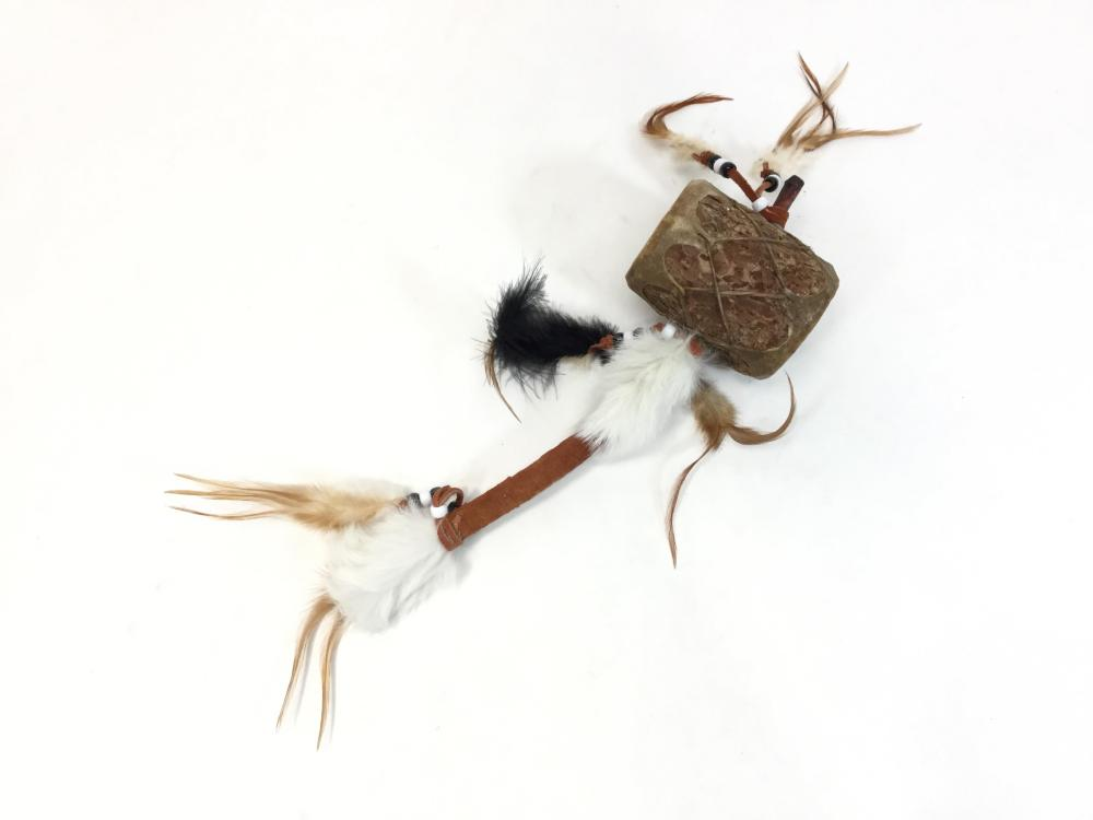 (18) Native American Style Rattlers