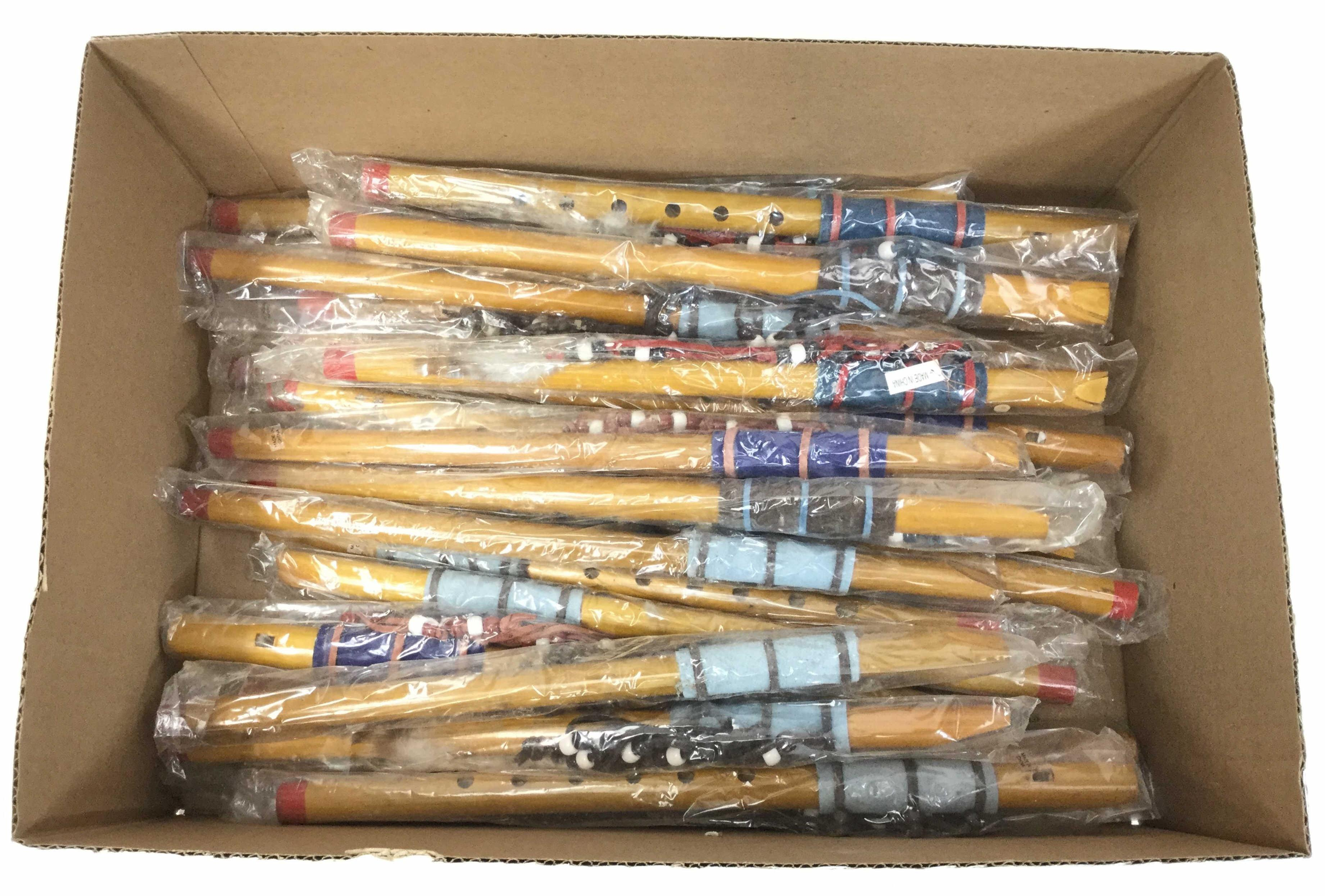 (26) Native American Style Flutes
