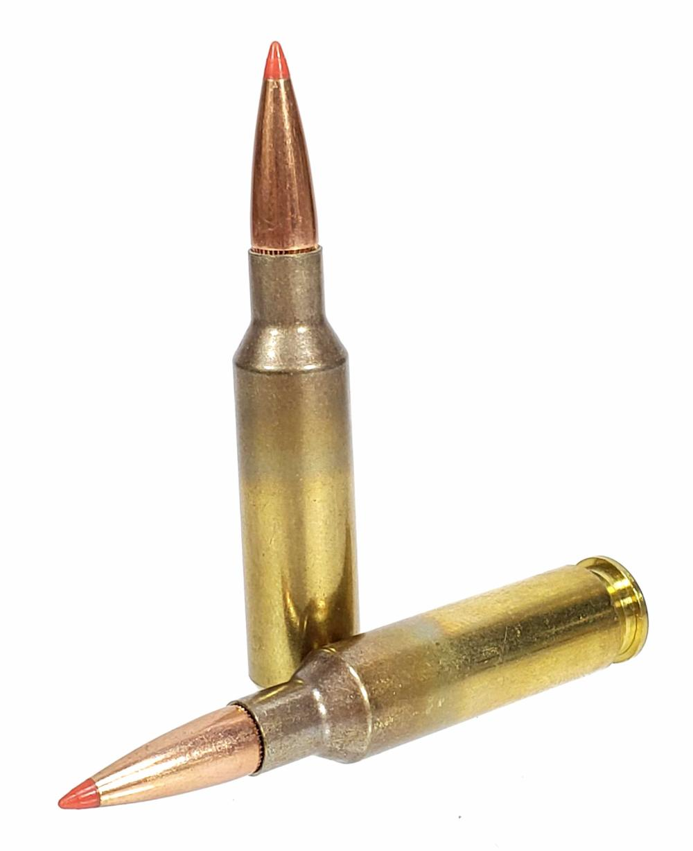 (100) Rds. 6.5 Creedmoor Rifle Ammunition