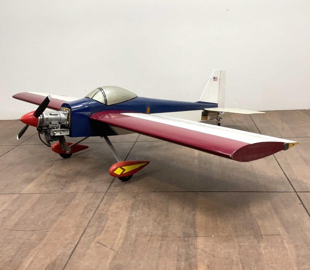 Lanier Stinger Radio Control Prop Airplane
