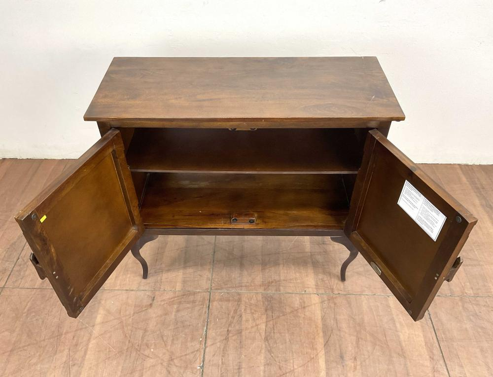 Pier 1 Imports Cherry Accent Console Cabinet