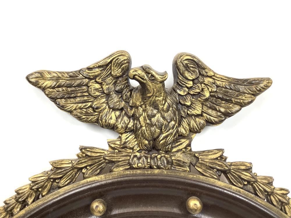 Federal Style Eagle Wall Mirror