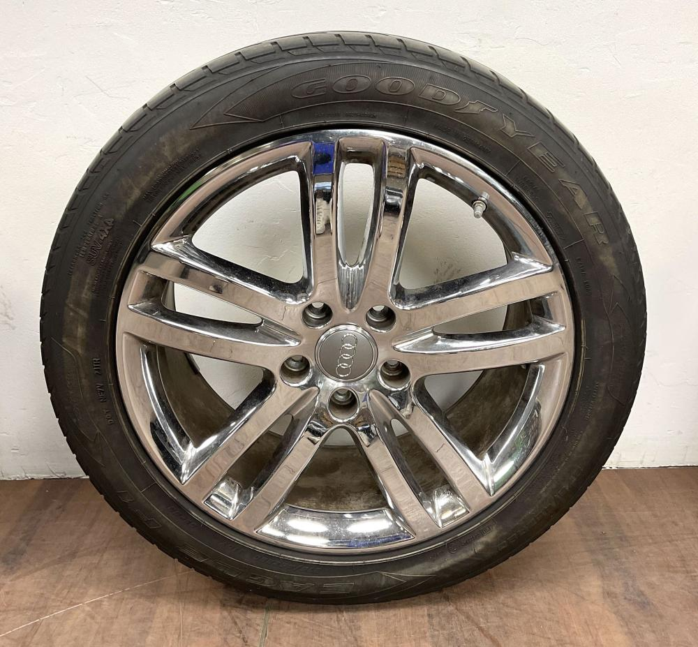 (4) 20in Audi Goodyear Eagle F1 SUV Wheels & Tires