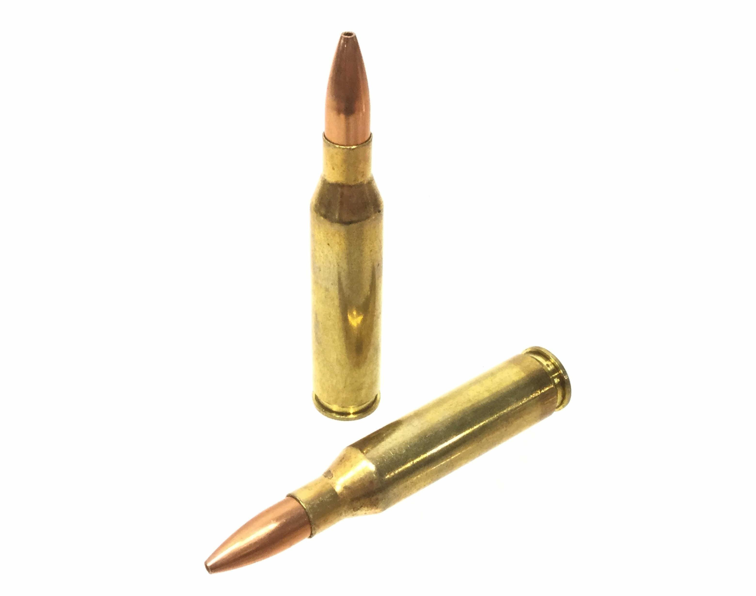 (100) 260 Remington Rounds