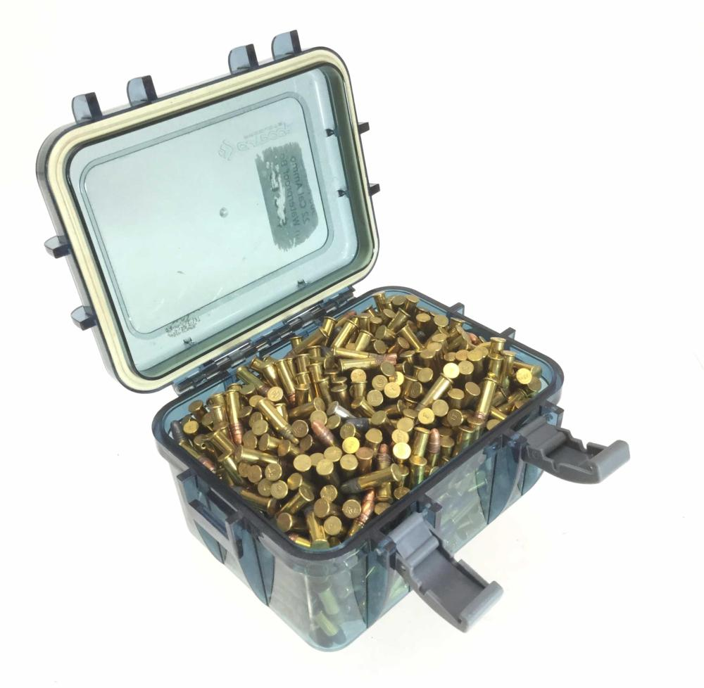 (900) 22 Cal. Ammunition In Waterproof Case