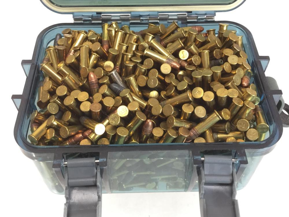 (900) 22 Cal. Ammunition In Waterproof Case