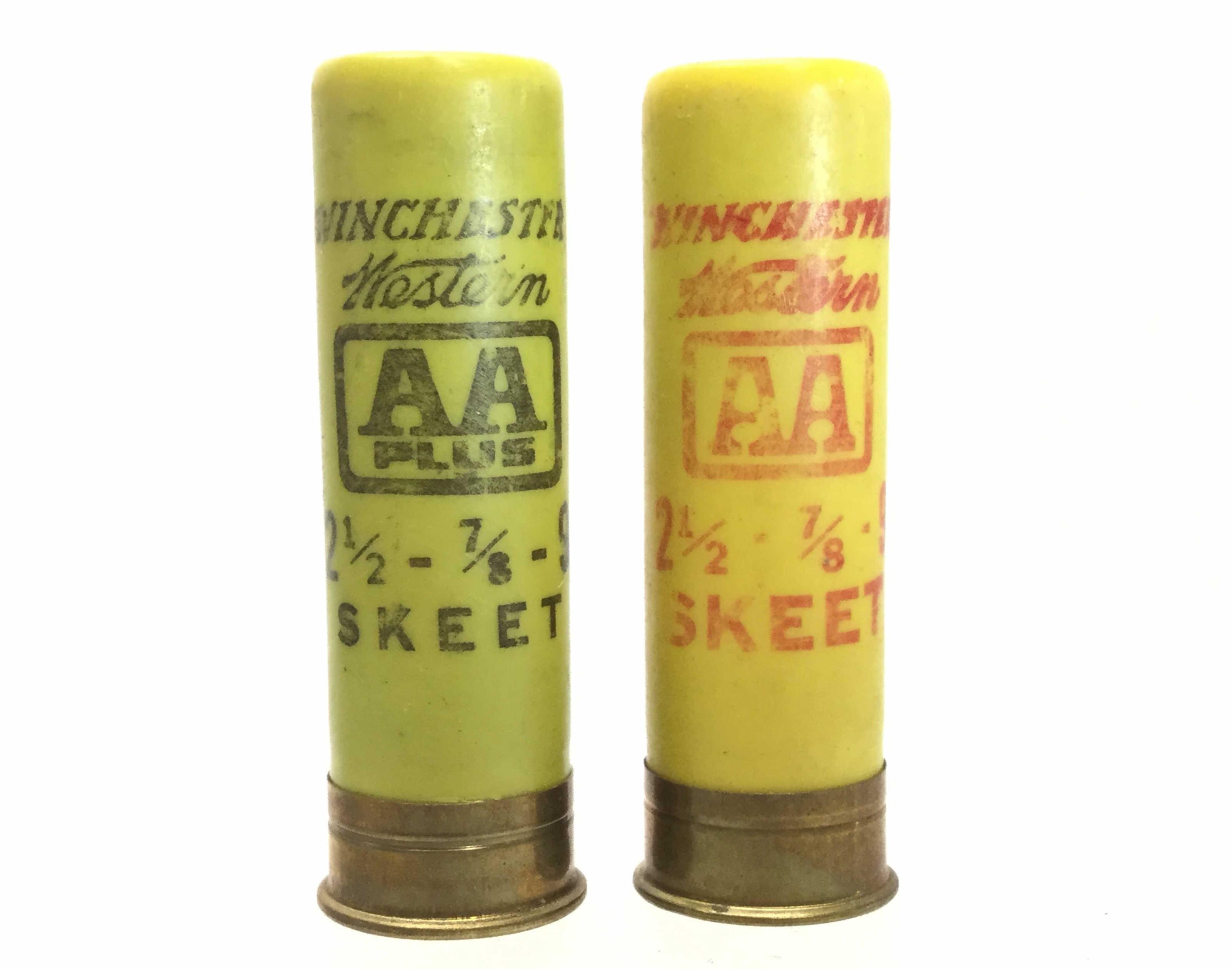 (112) 20 Gauge Winchester Skeet Shotgun Shells