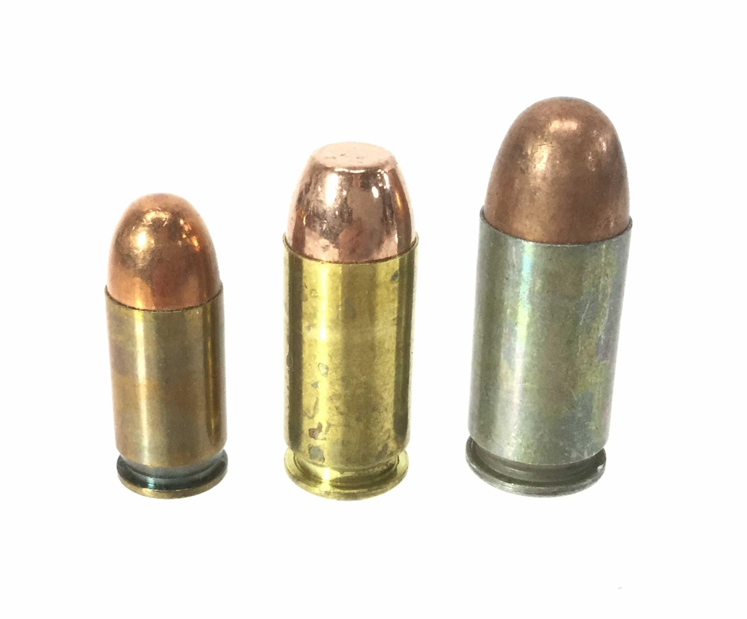 (90+) Rounds Of Pistol Ammo .45 Cal, 380 Auto