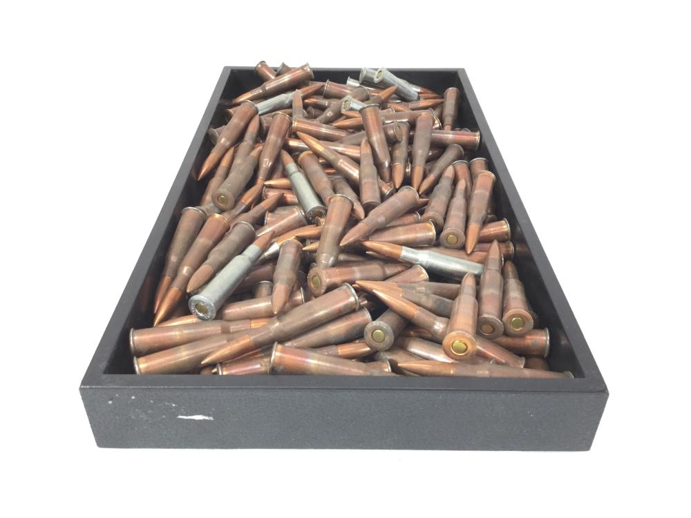 (213) Rounds Of Russian 7.62 X 54r Ammo