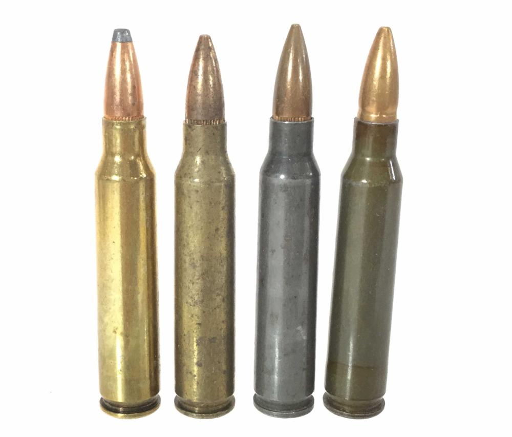 (42) Rounds Of 223 Ammo, Cartridges