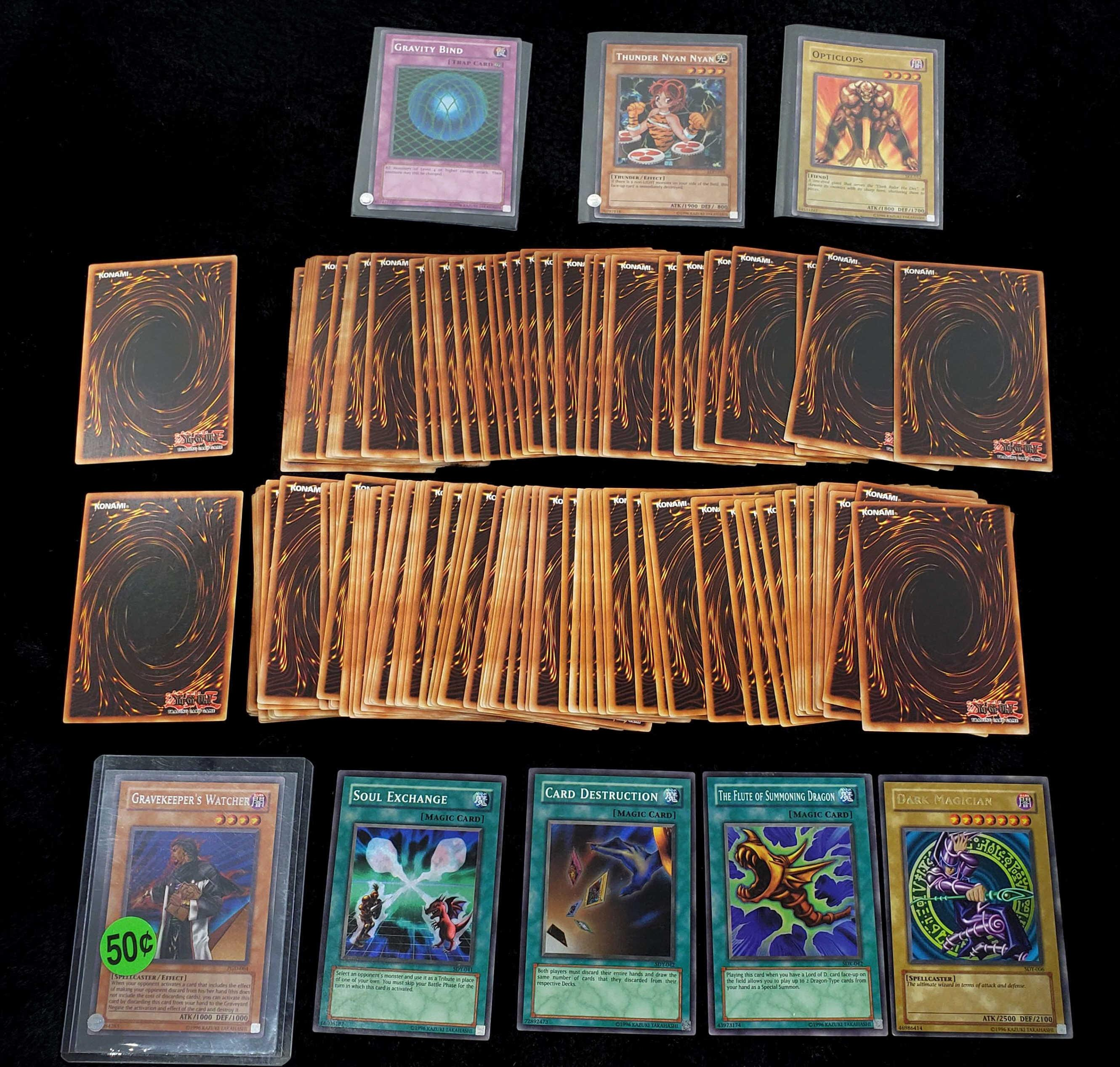 yugioh trading card price guide