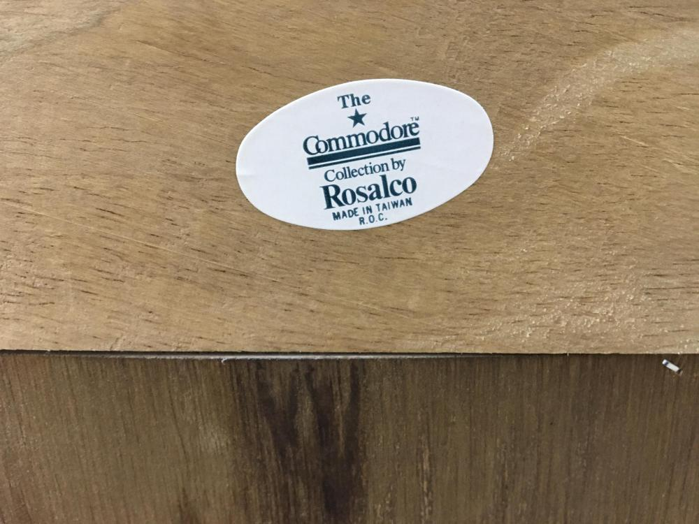 The Commodore Collection By Rosalco Jewelry Chest