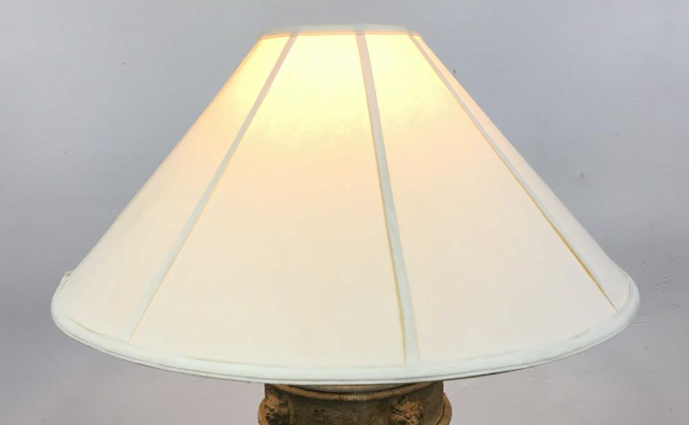 Vanguard Classical Ceramic & Metal Floor Lamp