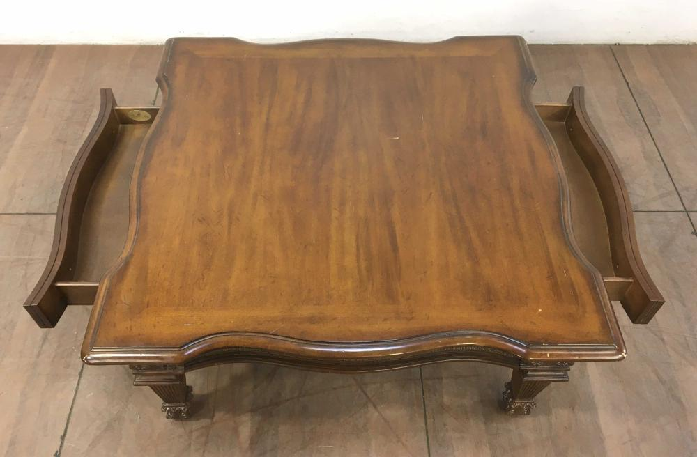 Hooker Furniture Seven Seas Italian Classical Coffee Table
