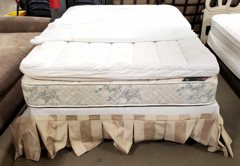 Serta Perfect Sleeper Gazebo Queen Mattress Set