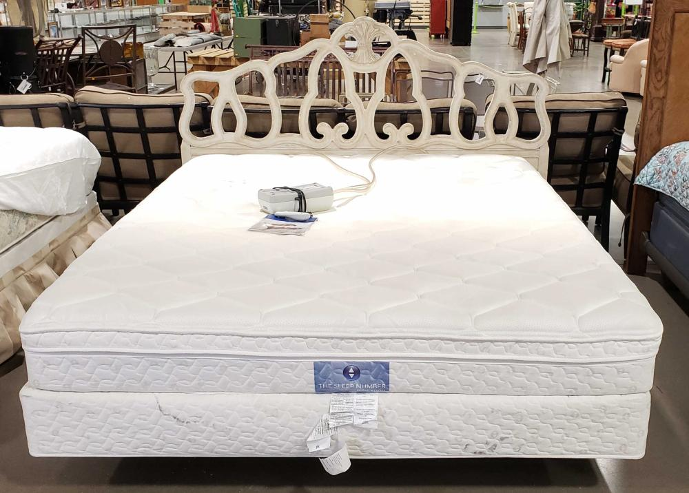 King Size Dual Chamber Sleep Number Bed