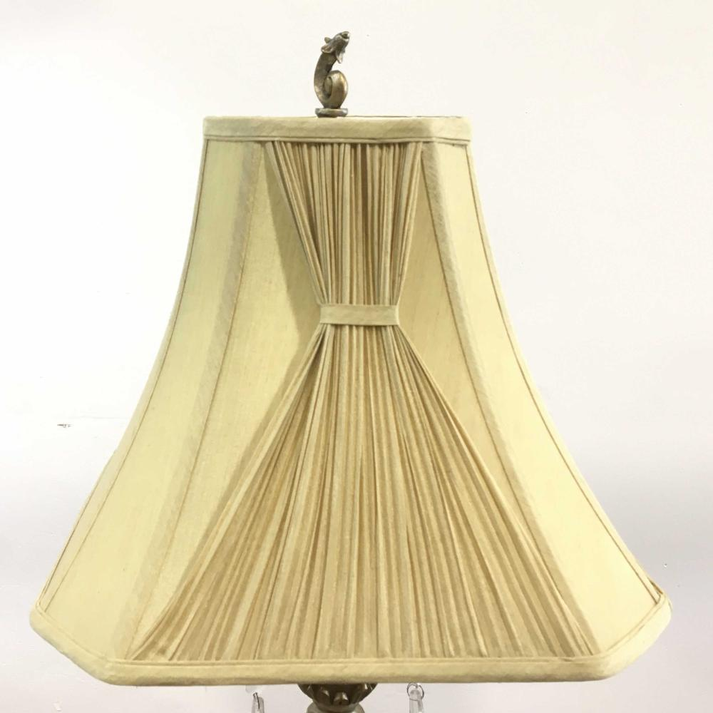 Classical Candlestick Style Floor Lamp