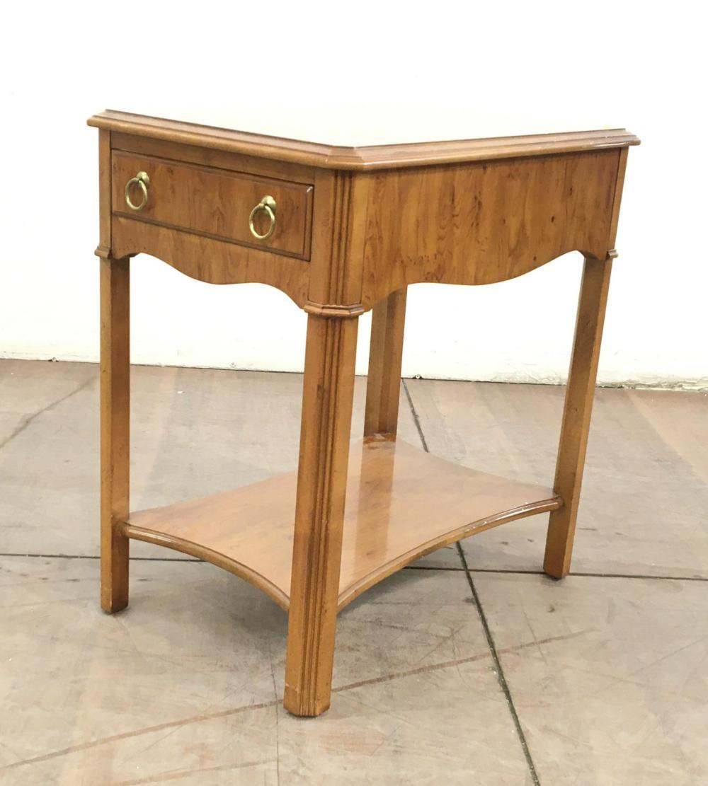 Drexel Heritage Traditional Accent End Table