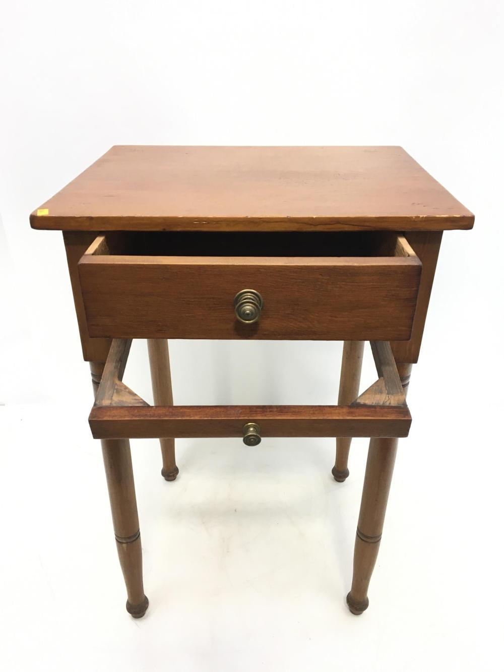 Antique Sheraton Period Work Table