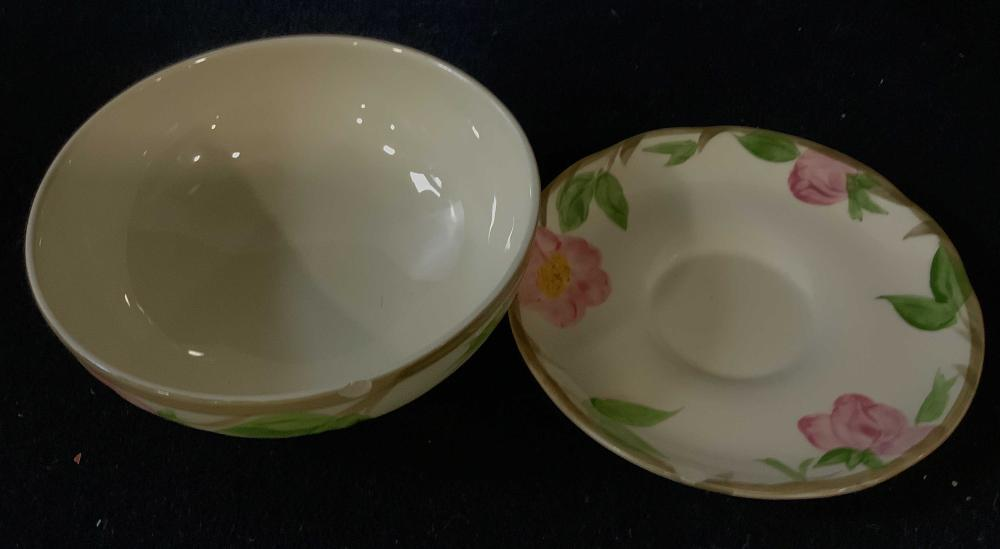 (30pc) Franciscan Pottery Dishes