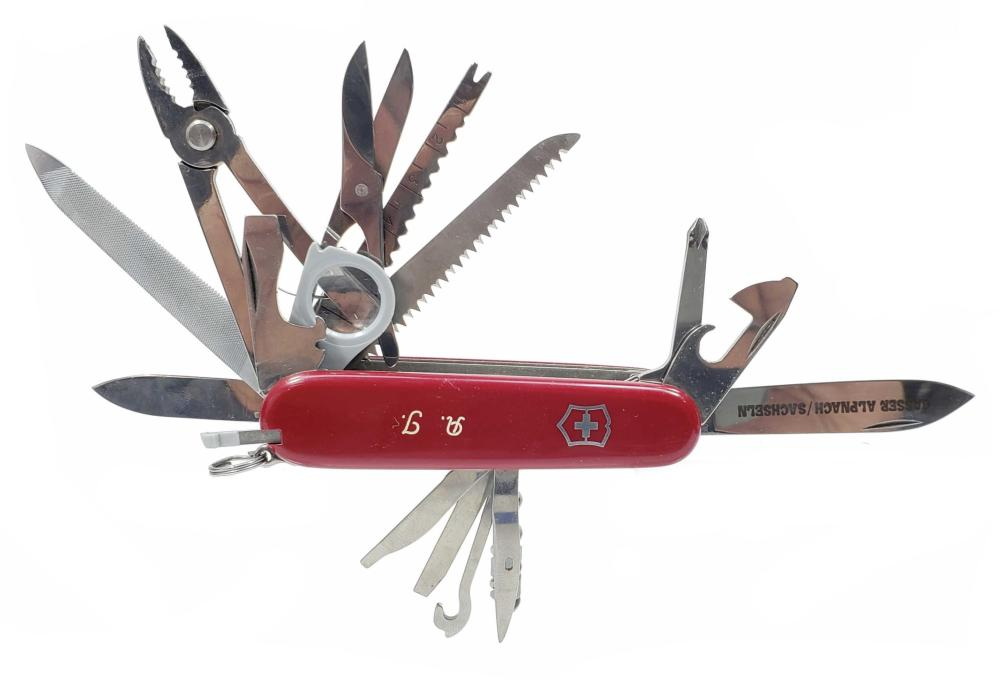 Victorinox Officier Suisse Swiss Army Knife