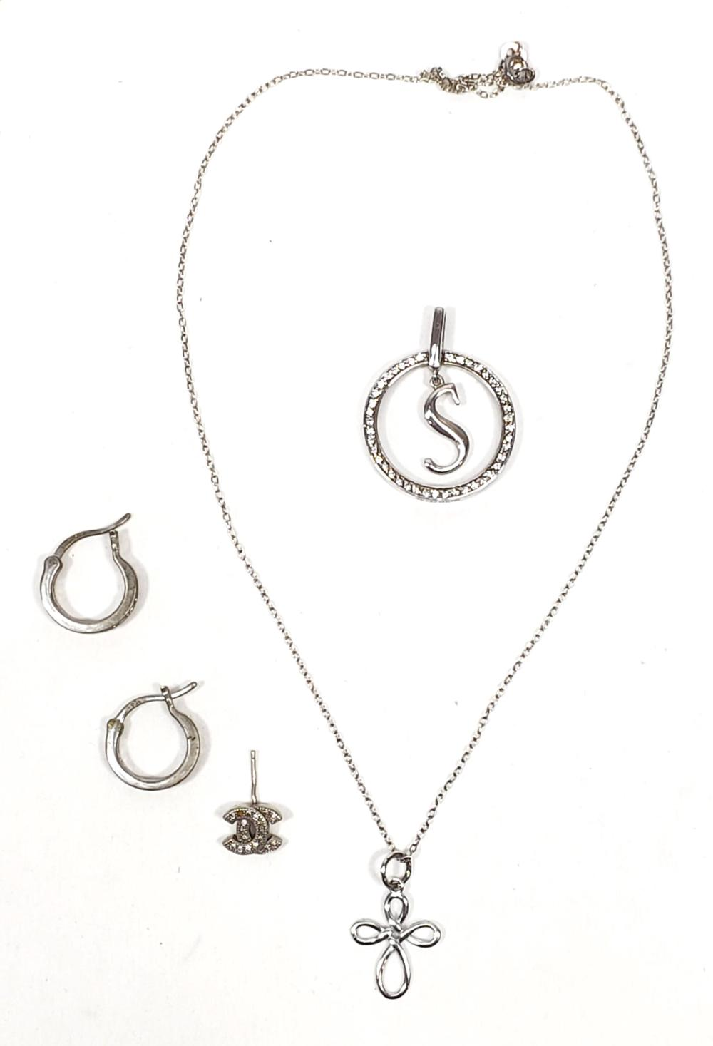 Sterling Silver Jewelry, Earrings, Necklaces