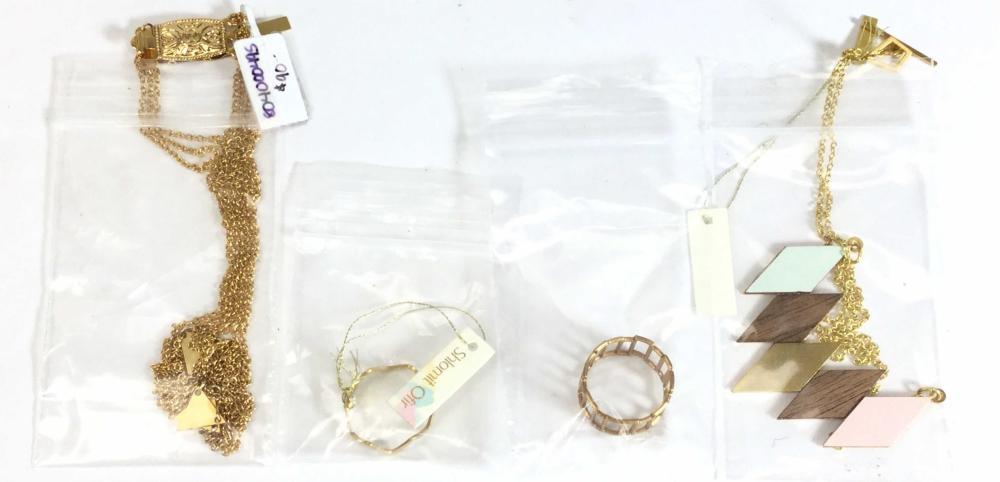 (7pc) Shlomot Ofir Designer Jewelry, Rings