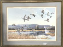 Maynard Reece Limited Artist Signed Art Print