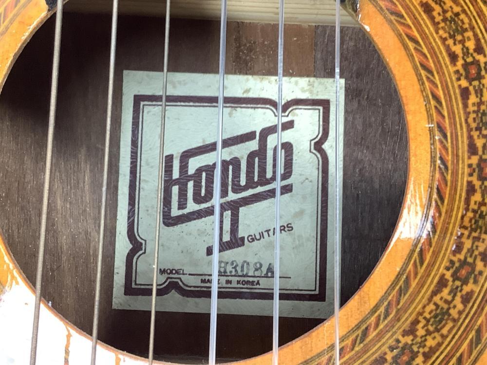 Hondo 2 H308a Acoustic Classical Guitar