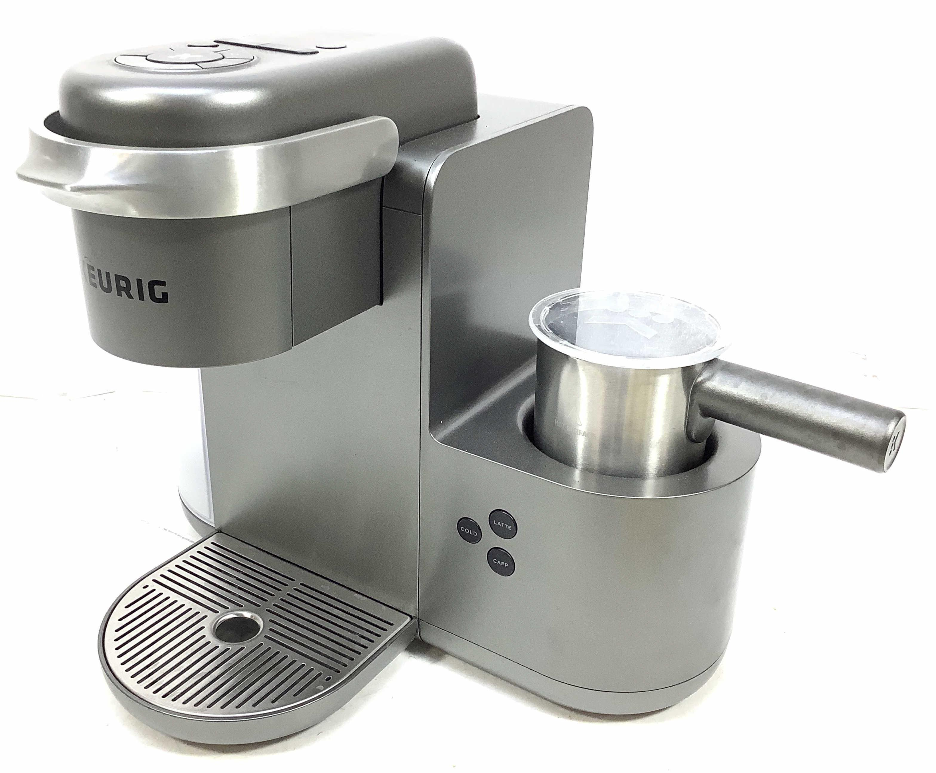 Kurig Latte & Cappuccino Machine