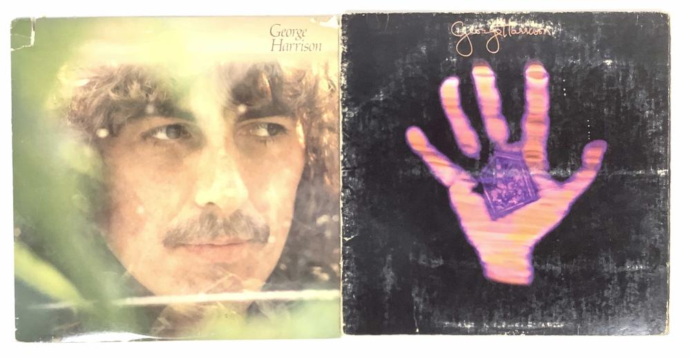 (14) Paul McCartney & Wings, George Harrison