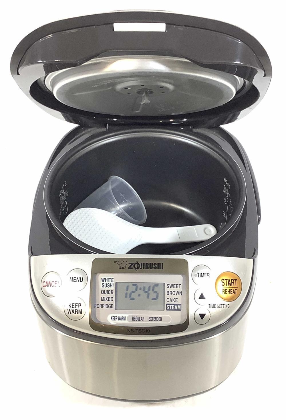 Zojirushi Micom Rice Cooker & Warmer