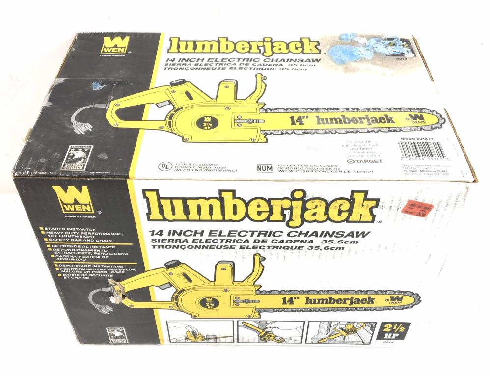 (2pc) Black & Decker Powered Handsaw, Lumberjack