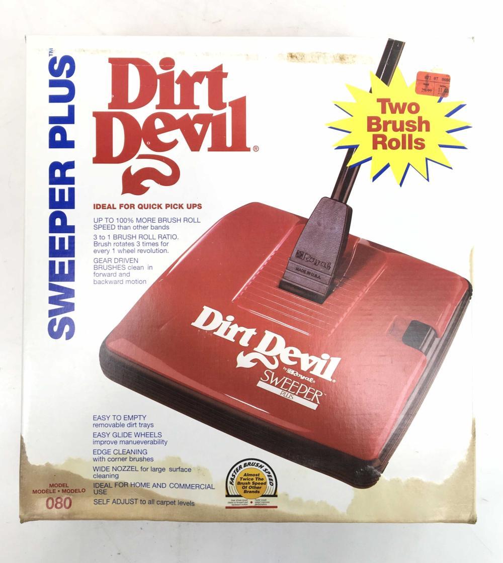 (2pc) Shark Light & Easy Steam Mop, Dirt Devil