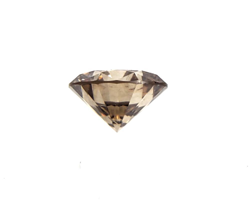 .51ct Round Champagne Diamond Gemstone