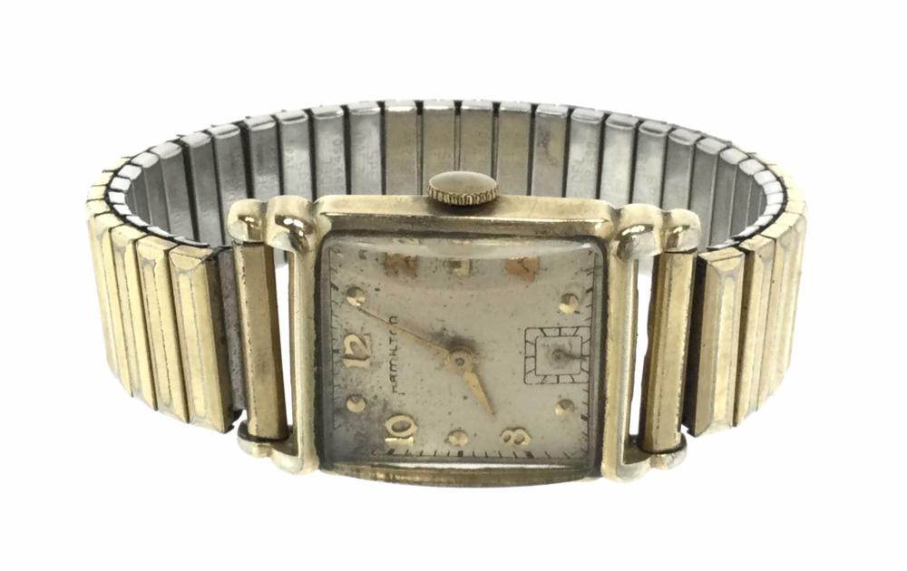 Men's Vintage Hamilton 982 Caliber 19 Jewel Watch