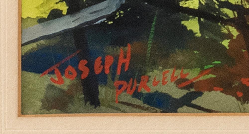 JOSEPH DOUGLAS PURCELL, Canada, 1927-2015,