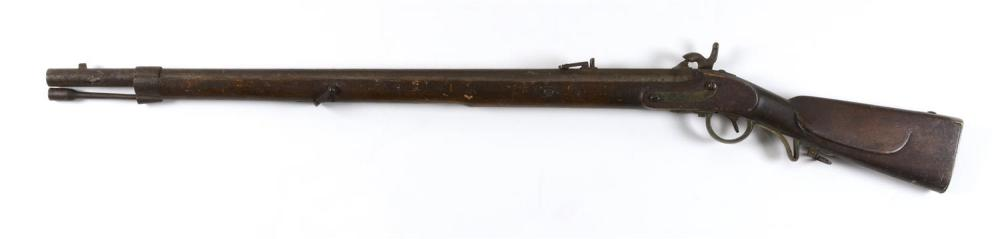 AUSTRIAN LORENZ PERCUSSION RIFLE 13.9mm. Length of barrel 33