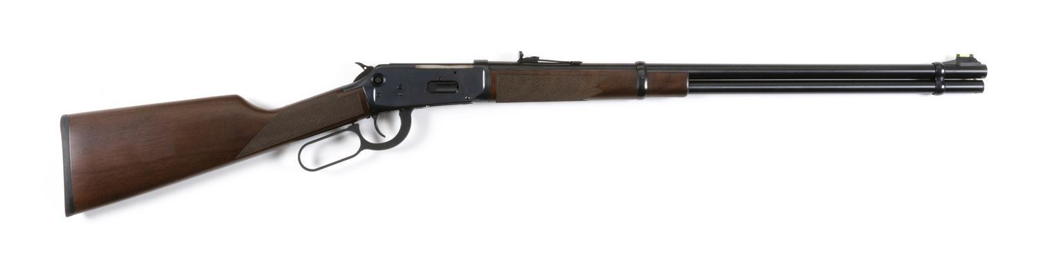 "* WINCHESTER MODEL 9410 LEVER ACTION SHOTGUN .410-ga., Serial #603168. Very minor wear. Length of barrel 24"". Overall length 42""."