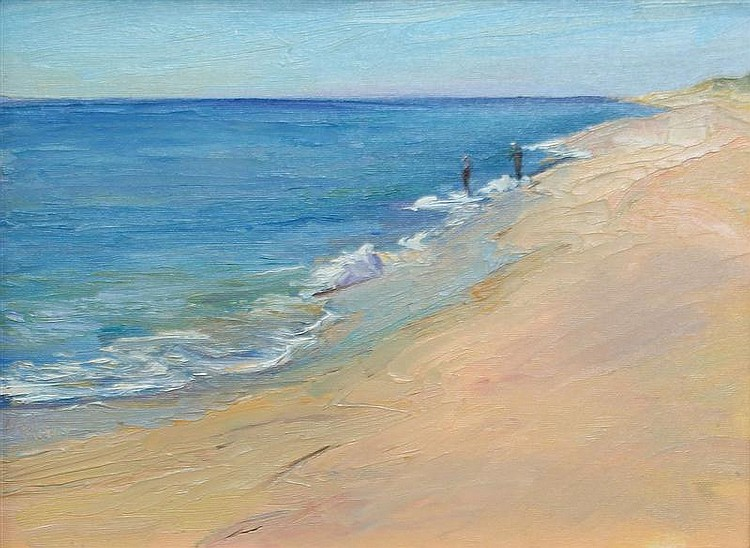 ROSALIE NADEAU, Cape Cod, Contemporary,