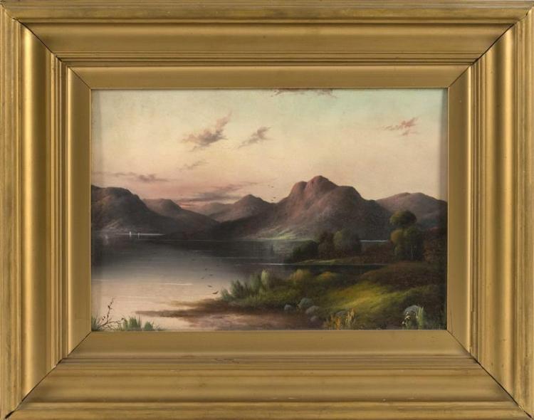 CECIL A. WALLINGER, British, b. 1856,