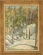 WILLIAM FRANKLIN DRAPER American 1912-2003, William Franklin Draper, Click for value