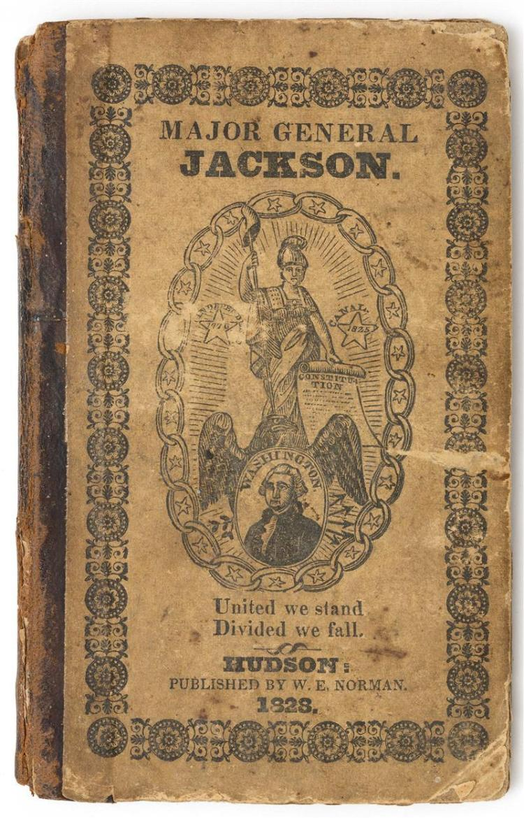 the life of andrew jackson A short summary of 's andrew jackson this free synopsis covers all the crucial plot points of andrew jackson.