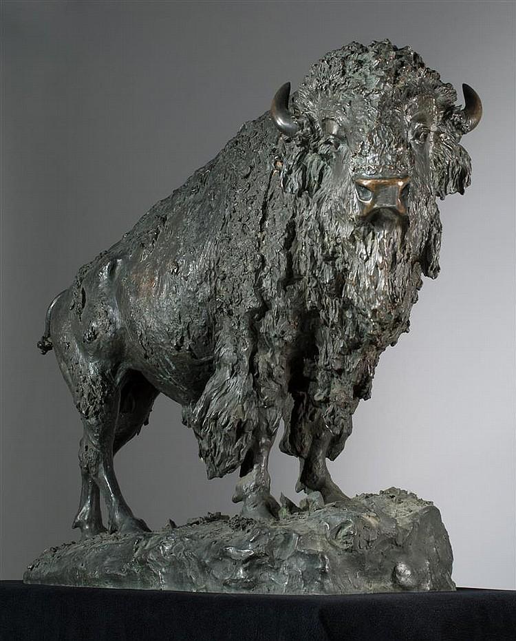 HENRY MERWIN SHRADY, American, 1871-1922,