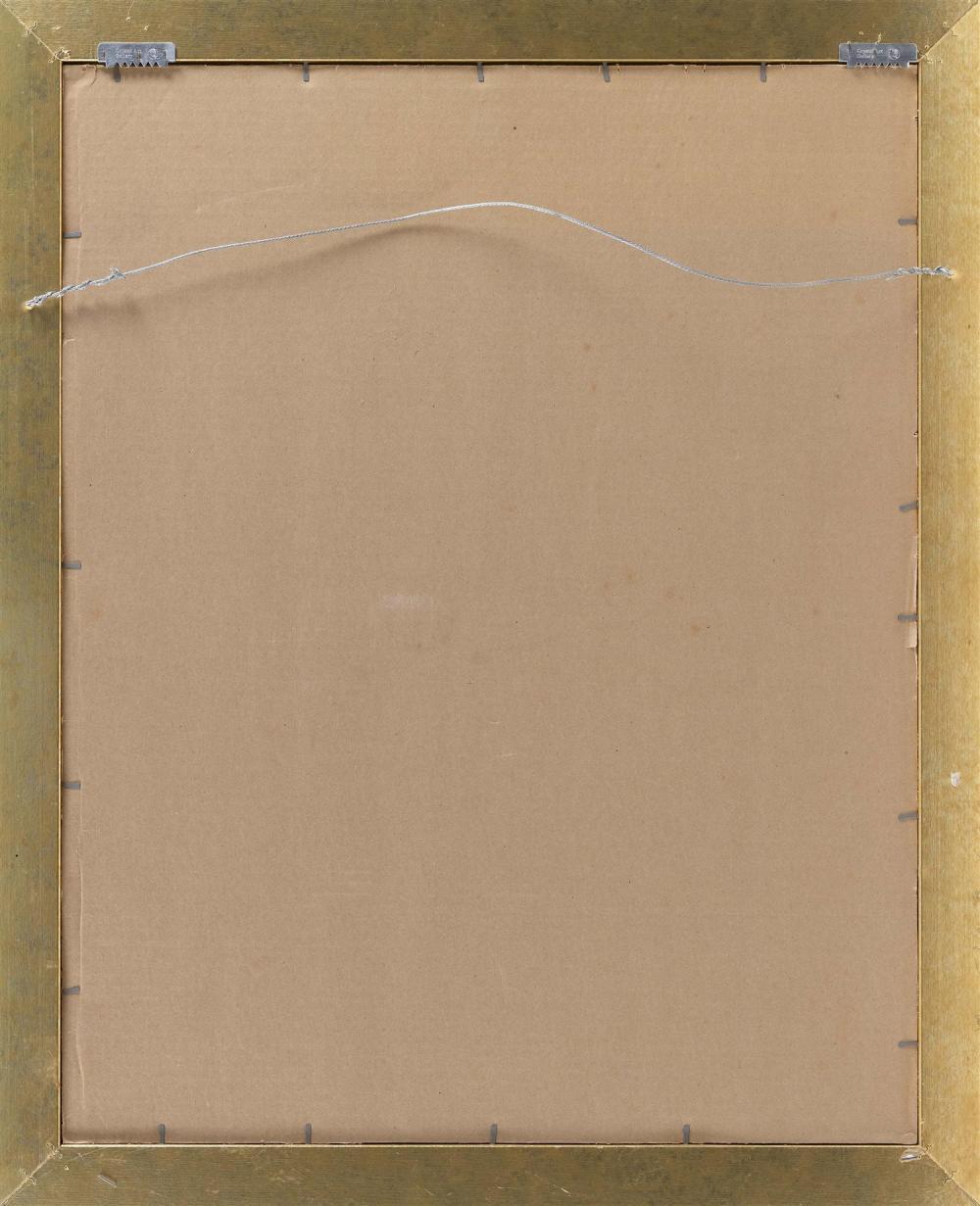 SANDRA BORDEAUX, Cape Cod, Massachusetts, Contemporary, Koi pond., Watercolor on paper, 21