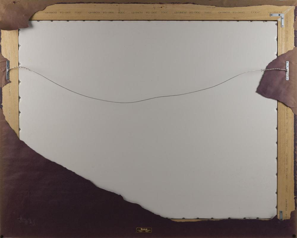 WILLARD GORDON BOND, New York/Idaho, 1926-2012, Yachting scene., Watercolor on paper, 26.5