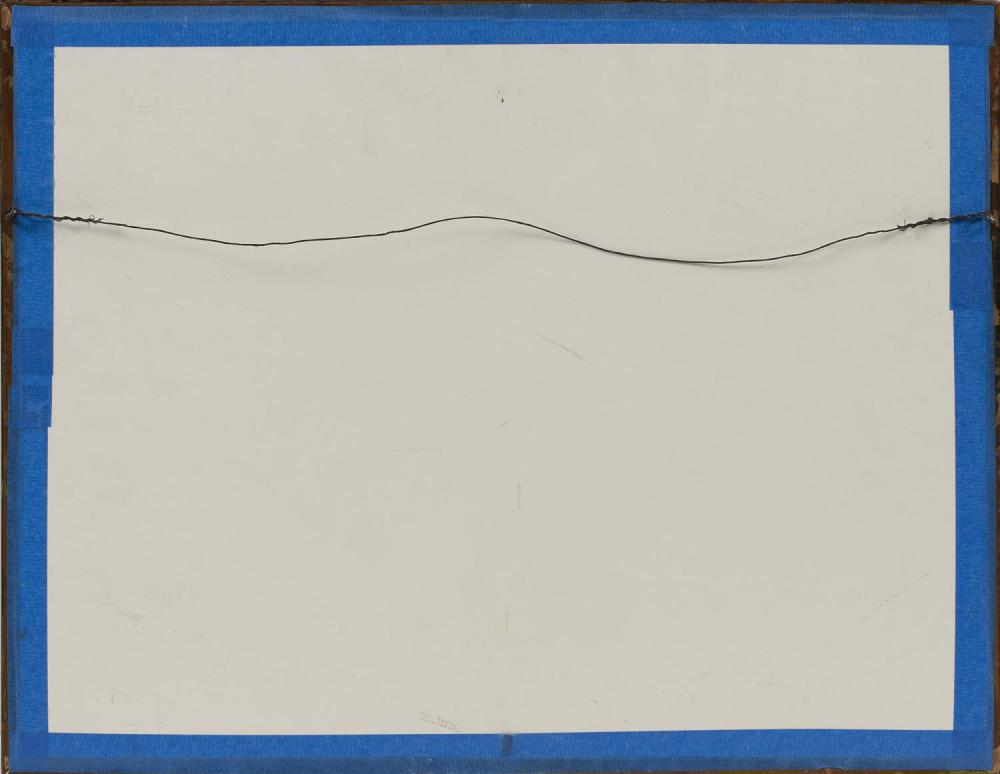 GORDON HOPE GRANT, New York/California/United Kingdom, 1875-1962, Men in dories in the harbor., Print, 9.5