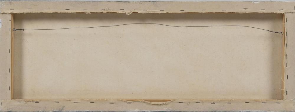 NANCY NICOL, Massachusetts, Contemporary, Uncle Tim's Bridge, Wellfleet, Massachusetts., Oil on canvas, 13.5